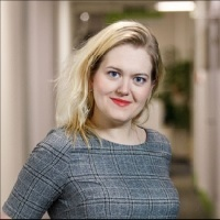 Александра Харина, специалист по интернет-коммуникациям