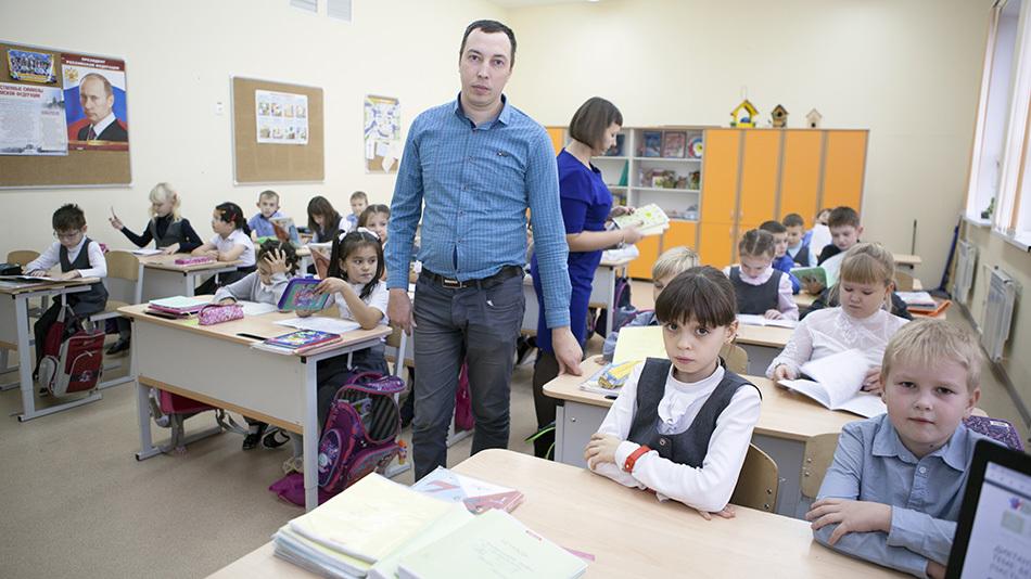 На работу с радостью: история успеха Александра Бесшапошникова