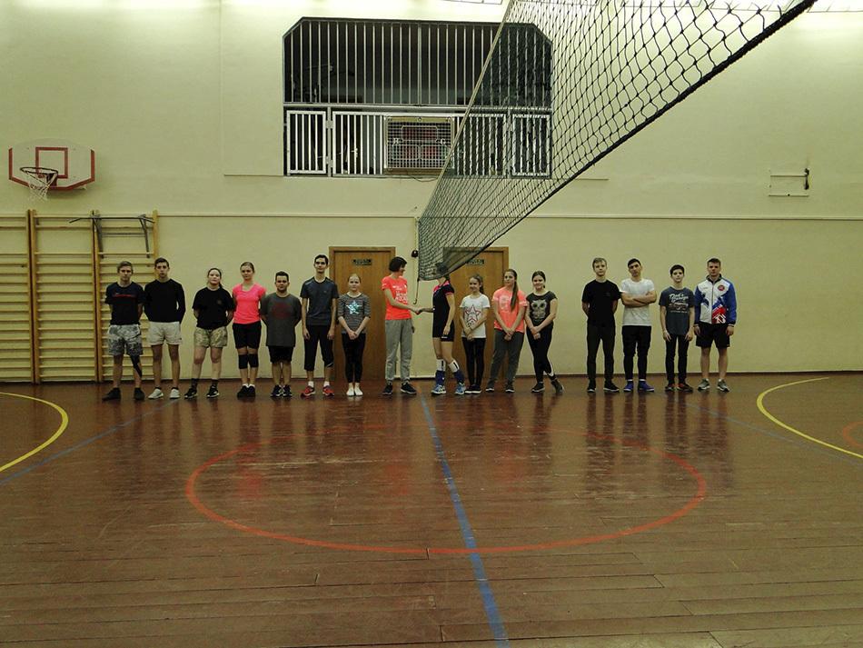 Каждая тренировка – это шаг вперёд: как прошёл мастер-класс по волейболу