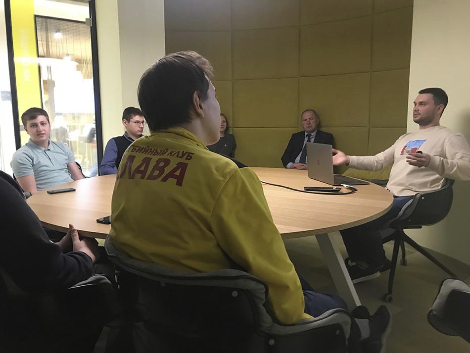 Профессии будущего: профориентационная экскурсия в Сбербанк