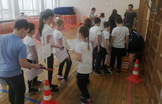 С картой в руках: в Петербурге прошли уроки по спортивному ориентированию