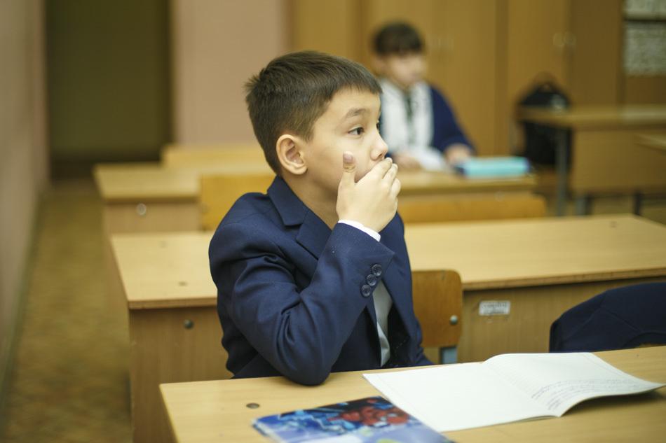 Все мы разные, и это не мешает нам дружить: как Амир Хайрутдинов пошел в школу