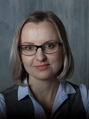 Александра Гоман, дефектолог, специалист по ранней помощи