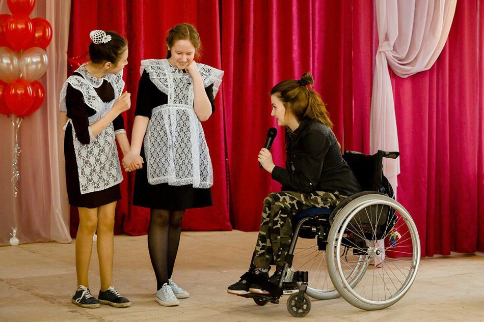 «Моя инвалидность помогает сделать мир лучше»: «Уроки доброты» Яны Ямалетдиновой