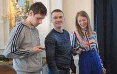 В Москве завершился Зимний Профориентационный лагерь «Перспективы»