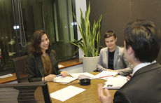 В компании «PwC» состоялся практикум по прохождению интервью