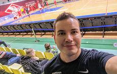 Мы побывали на чемпионате России по гандболу!