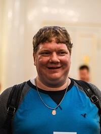 Владимир Тиняков, младший специалист офисной службы компании EY