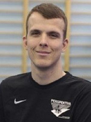 Владимир Бусыгин, мастер спорта, регби на колясках, Санкт-Петербург