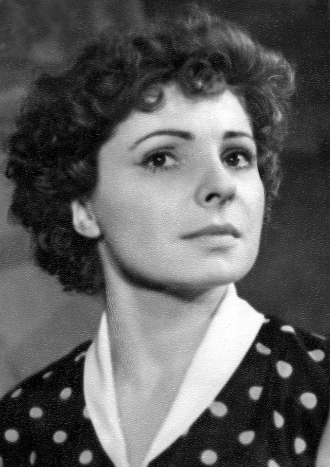 Елена Александровна Аросева