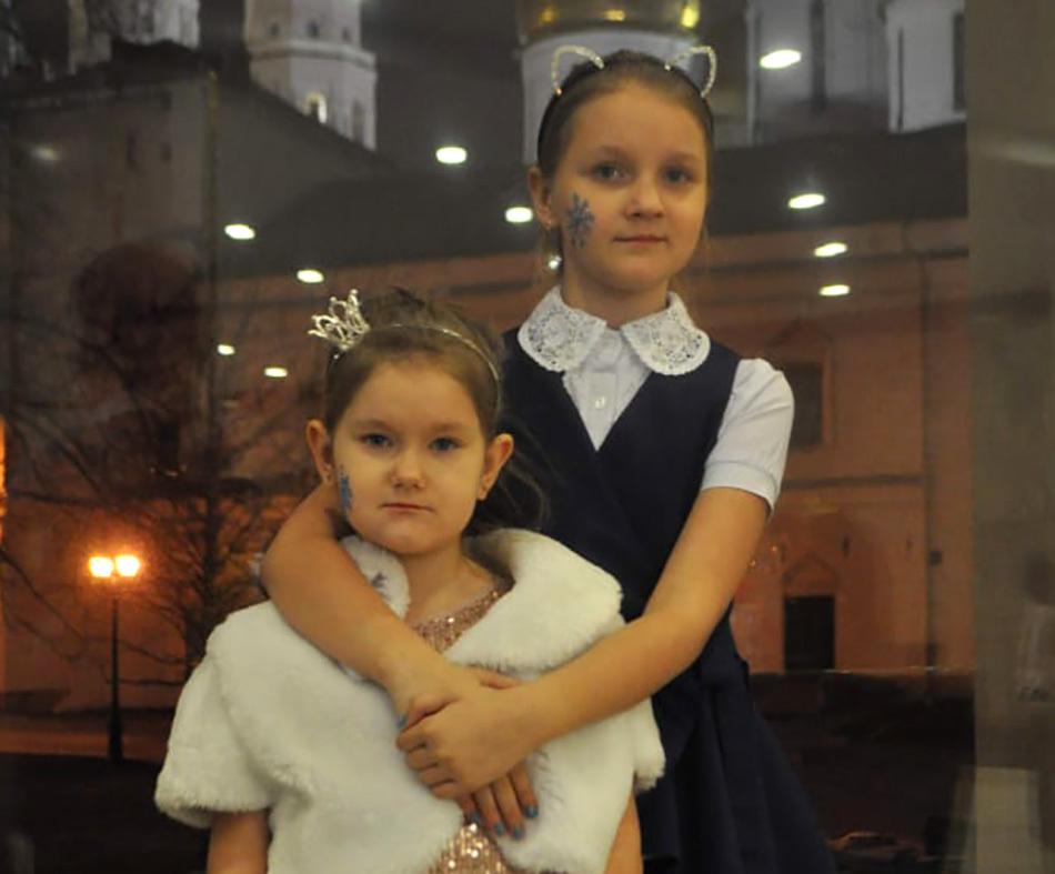 Анастасия и Полина Лапытовы
