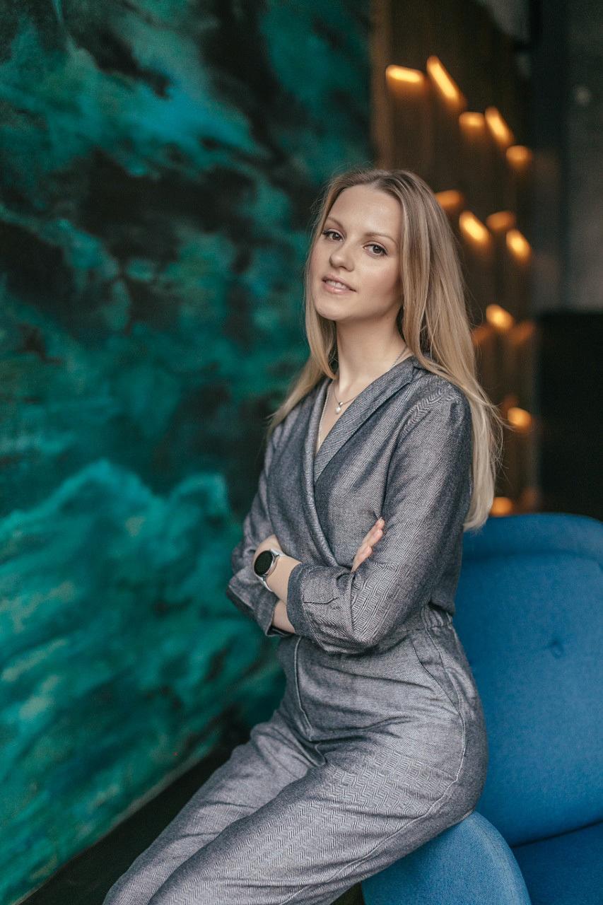 Мария Костюченко, Recruitment Operations Manager в компании «Adecco Russia»