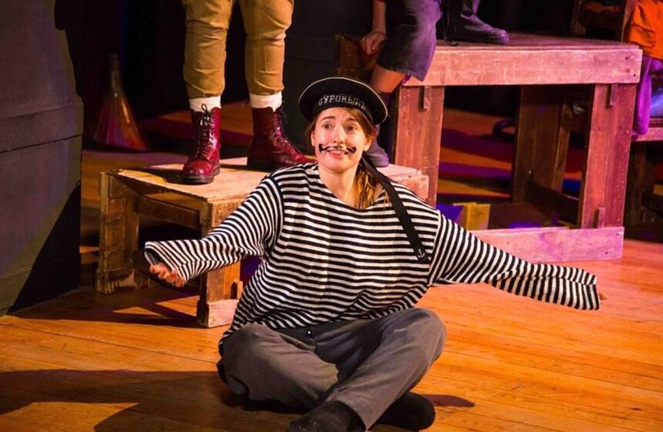 Как стать актёром инклюзивного театра?