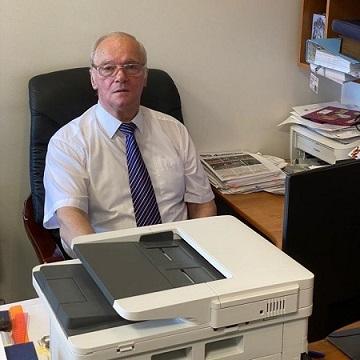 Сергей Петрович Евсеев, НГУ им. П.Ф. Лесгафта, вице-президент Паралимпийского комитета РФ