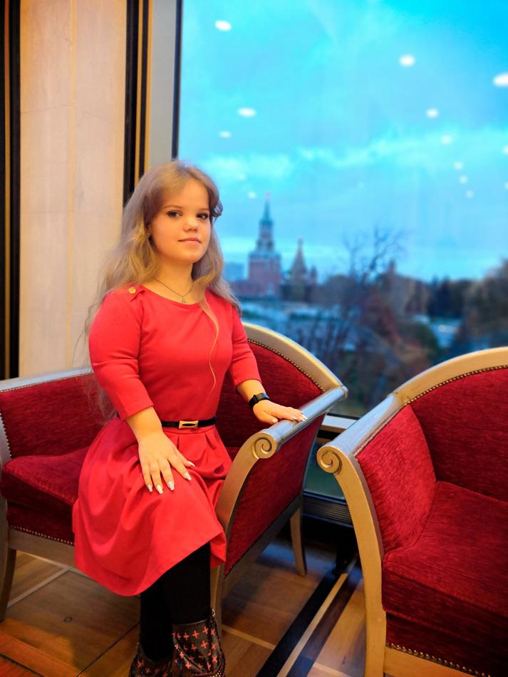 Маленькая, да удаленькая: суперсила Галины Соковой
