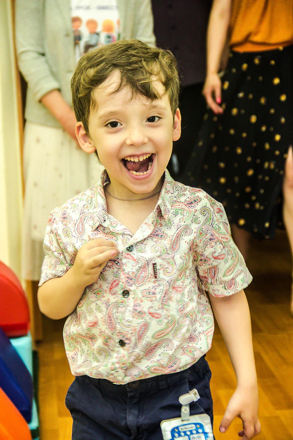 «Хочу быть сильным!»: как Артем Рыжов научился ходить