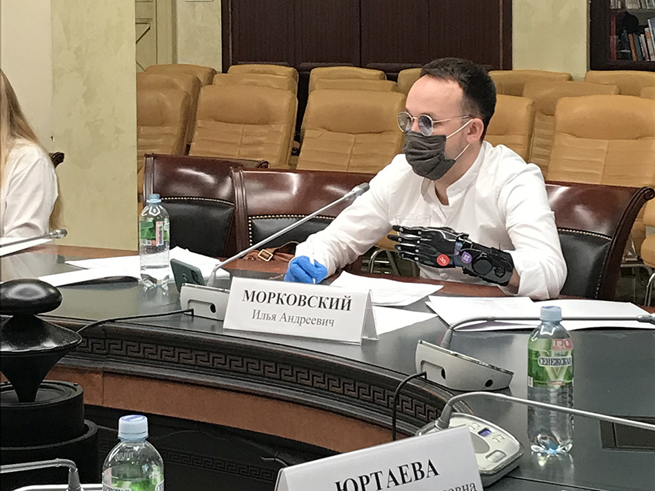 Бионический протез доступнее, чем кажется: о чем говорили на круглом столе в ОП РФ