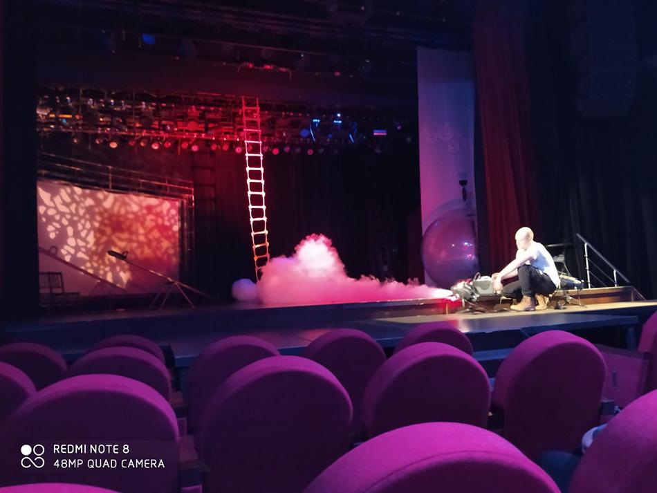 За кулисами детского театра: как прошла экскурсия для «Перспективы»