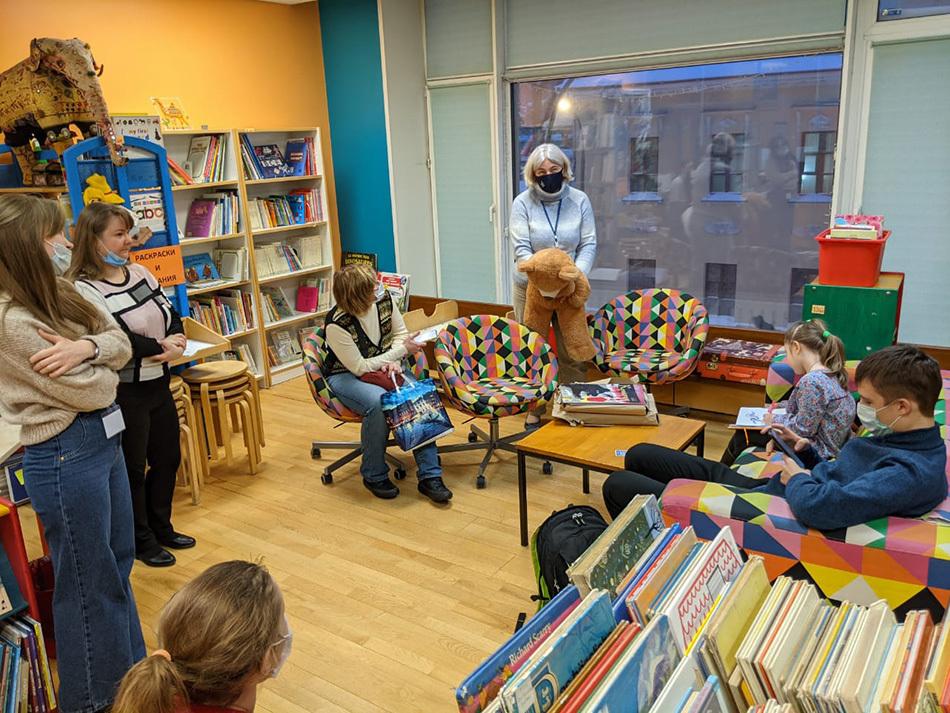 Как пройти в библиотеку: рассказываем о профориентационной экскурсии