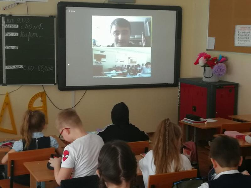 О чем узнали московские школьники на онлайн-уроке параспорта?